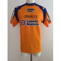 Jersey Tigres Entrenamiento 1998 Atletica Color Amarillo