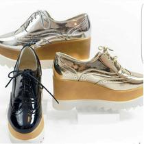 Zapatos Oxford Para Dama Colombianos Oferta Al Mayor