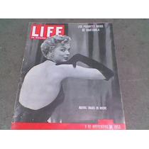 Revista Life En Español Nuevos Trajes De Noche Año 1953