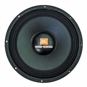 Woofer Jbl Selenium 12mg1000 500 Watts Rms 8 Ohms Paredao
