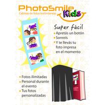 Cabina De Fotos Kids!!