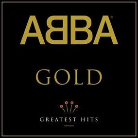 Cd Abba - Gold (original E Lacrado)