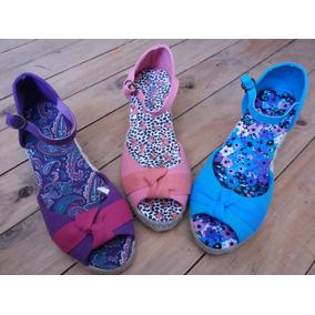 Zapato Nuevo Mujer 3 Colores Nuevos!!!