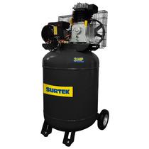 Surtek Compresor De Aire 200l, 2200w Mod:comp6200a