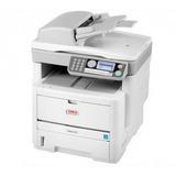 Oki Mb470, Blancoynegro,láser,usb 2.0,print/scan/copy/fax