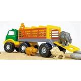 Juguetes Transporte Con Animales Rondi 3440