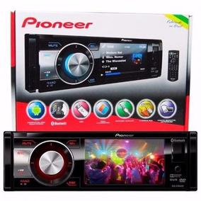 Dvd Player Automotivo Pioneer Dvh-8880avbt - 3,5/usb/rca/bl.