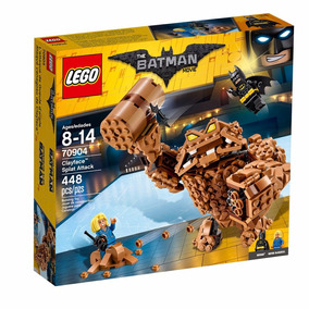 Lego Batman The Movie Clayface Splat Attack