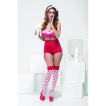 Disfraz De Pin Up Girl - 4bidden - Lencería Sexy Y Erótica