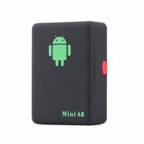 Mini A8 Rastreador Veicular/pessoal/animais Gps Localizador