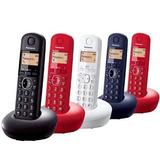 Panasonic Inalambrico 5 Handys Digital Elegi Tus Colores