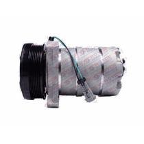 Compressor Ar Condicionado Gm Silverado 6 Cilindros