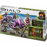 Jh Halo Mega Bloks Exclusive Set #97521 Anniversary