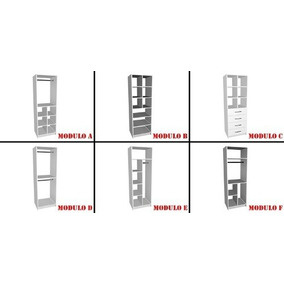 Oferta!modulos Interior De Placar Nuevos Carpinteria Benitez
