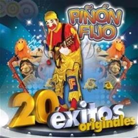 Piñon Fijo - 20 Exitos Originales - Los Chiquibum
