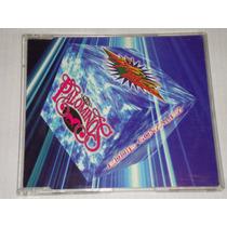 Palominos / Eddie Gonzales / Grupo Intenso Cd Promo Epic