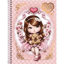 Caderno Universitário 10 Matérias Jolie Tilibra