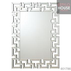espejo decorativo biselado espejo para recividor calidad