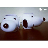 Taza 3d Modelo Snoopy