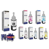 Botella 70 Ml Tinta Epson Para L800 Parte T673 Nuevo Sellad