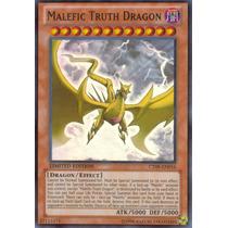 Yugioh **** Malefic Truth Dragon (ct09-en016) **** Yu Gi Oh!