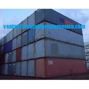 Venta contenedores maritimos en mercado libre m xico - Contenedores usados para vivienda ...