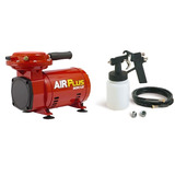 Motocompressor De Ar 1/3hp Air Plus Com Acessórios 920.1112-