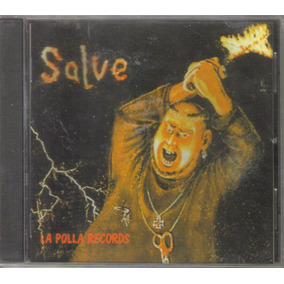 La Polla Records - Salve ( Punk Hardcore Español ) Cd Rock