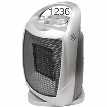 Calefactor Calentador Ventilador Oscilante 2 En 1 1236