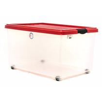 Caja De Plástico / Mónaco Grande / Medidas: 54x39x31 H