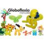 Manual Aprende Decoración Figuras Con Globlos + Videos Pdf