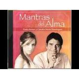 Cd Mantras Para El Alma,claudio Maria Dominguez Caba Cañuela