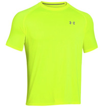 Playera Atletica Ua Tech Heatgear Under Armour Ua131