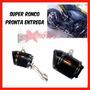 Ponteira Esportiva Wr Cb 600f Hornet 2008-2014 13cm Extreme