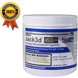 Pré Treino Jack 3d 45 Doses Fórmula Antiga Dmaa P Entrega !