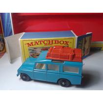 1969 Matchbox Lesney Land Rover Safari +boxcustom Cxoffazmt7