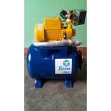 Hidrocompacto Hidroneumatico 24lts Bomba De Agua 1/2hp