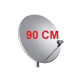 02 Antenas 90 Cm R$ 220.00 Enviamos Para Todo Brasil