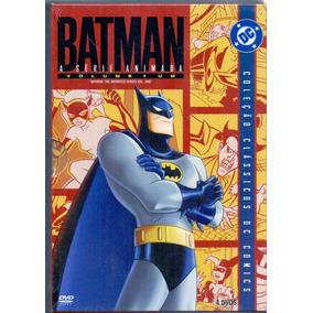 Box Dvd Batman - A Série Aminada Vol.1 - Novo***