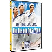 Um Dia Em Nova Iorque - Dvd - Gene Kelly - Frank Sinatra