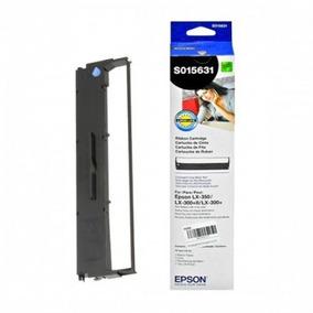 Cinta Epson S015631 Para Impresora Lx-350 Lx-300-ii Lx-300+