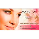 Cartão Visitas Mary Kay 1000 Unidades