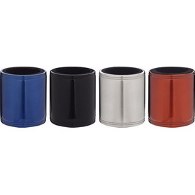 Porta-latas Térmico Colorido Conjunto Com 4 Mor