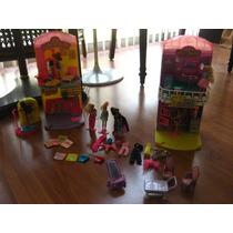 2 Sets Completos Muñecas Vintage Melanie´s Mall De Hasbro Cs