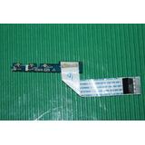 Led Board Nwqaa Ls-6063p Toshiba Satellite A665-s5170