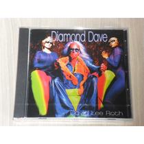 Cd David Lee Roth - Diamond Dave 2004 (inglês) Lacrado