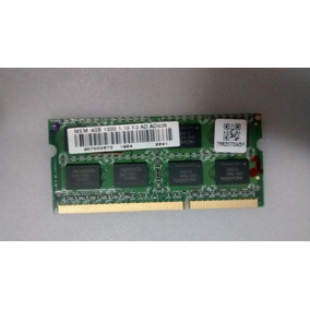 Momoria Notebook Ddr3 4gb 1333mhz