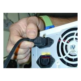 50 Cables De Poder Para Tu Pc O Aparatos Electronicos