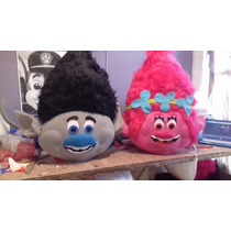 Botarga Trolls Disfraz Disney Fiesta Ramon Poppy