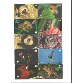 Serie Es Mata Atlantica - Fauna Filhotes 22,00+ Frete